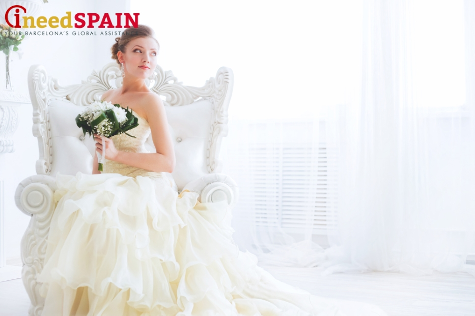 Where to buy a wedding dress in Barcelona. I need Spain